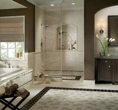 Bathroom Remodeling? - Floors and Beyond